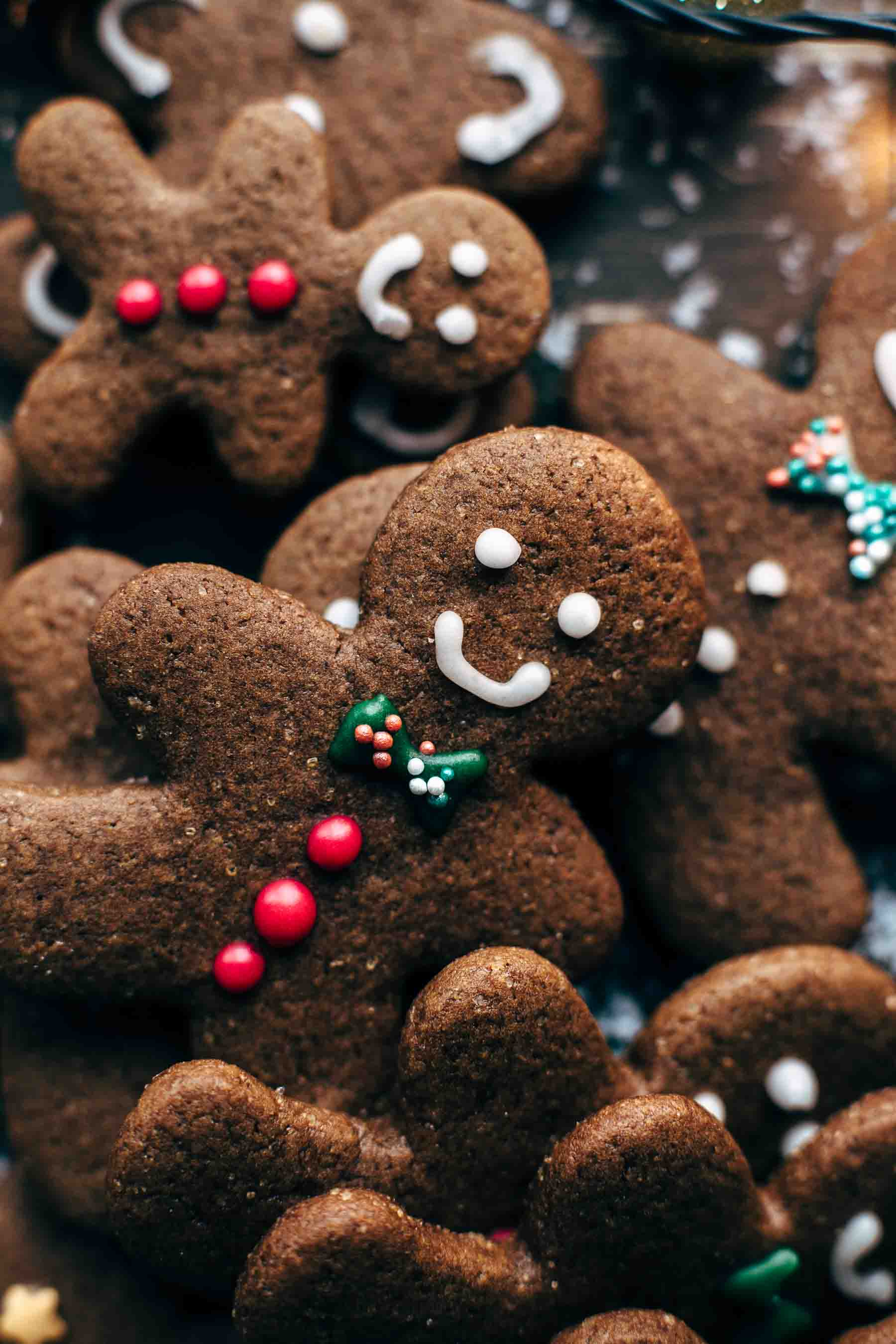 Soft Gingerbread Man Recipe - My Gorgeous Recipes