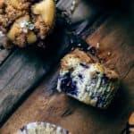 Blueberry Cheesecake Muffins Recipe