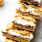 Best S'mores Cookie Bars