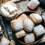 Baked Buttermilk French Beignets Recipe