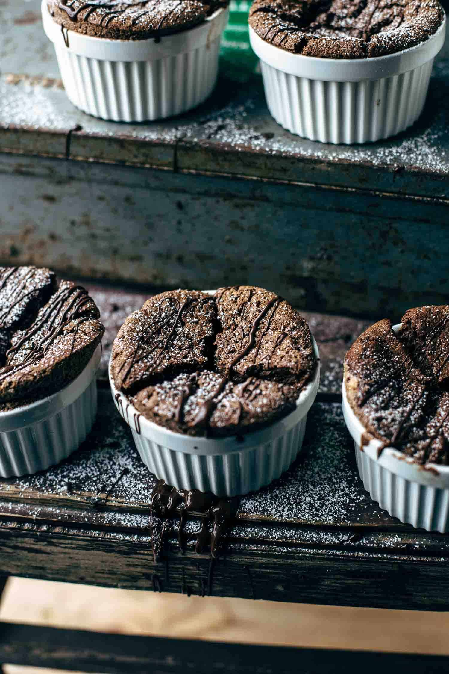 Chocolate Souffle Recipe
