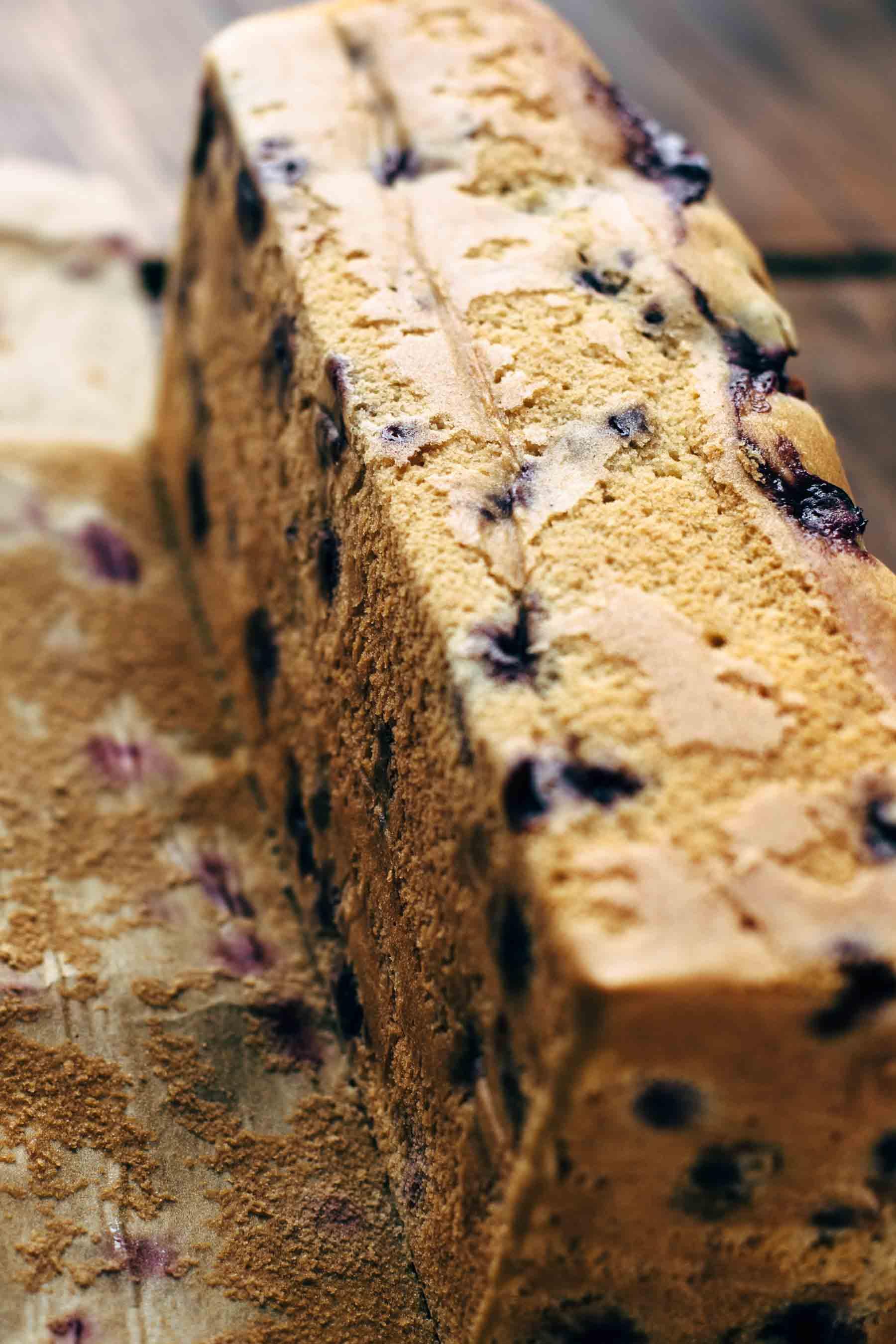 Easy Blueberry Bread Recipe