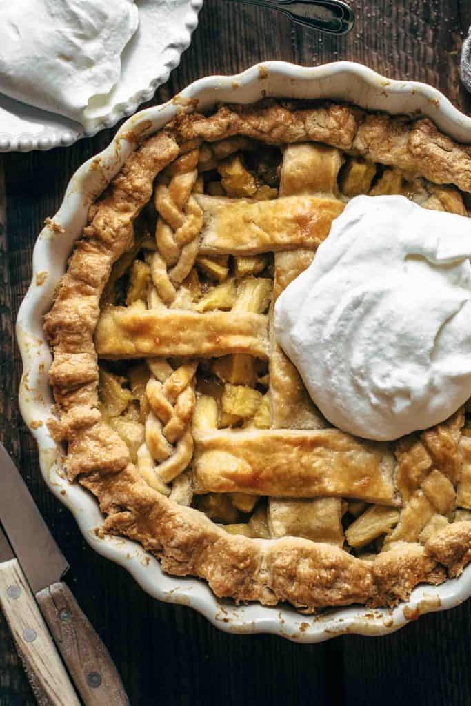 how to make a pineapple pie from scratch
