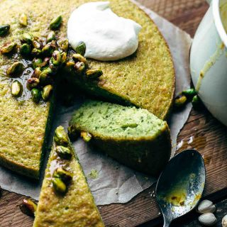 Pistachio Cake Recipe From Scratch