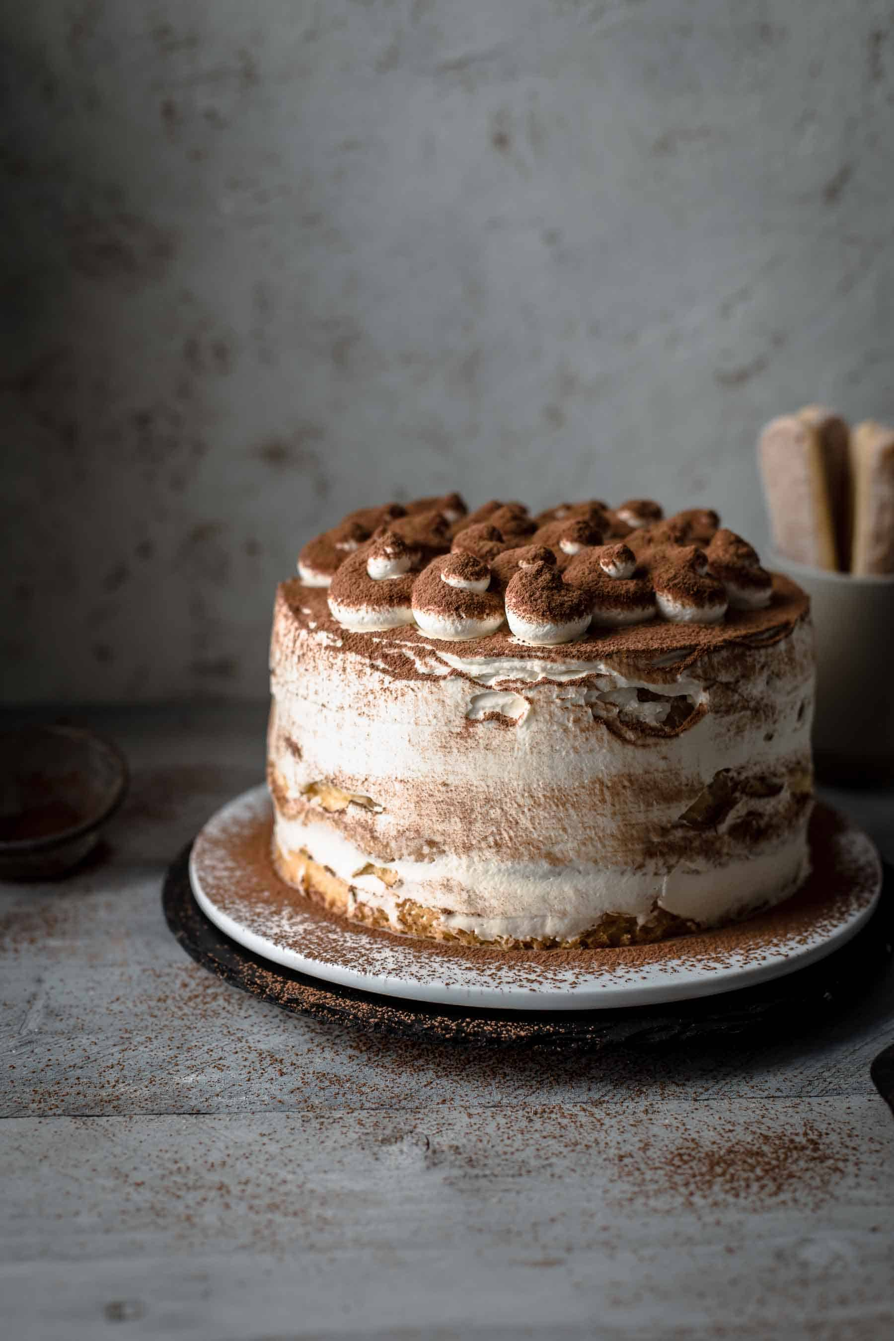 Tiramisu Cake Recipe Also The Crumbs Please