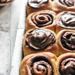 The Best Homemade Chocolate Rolls Recipe