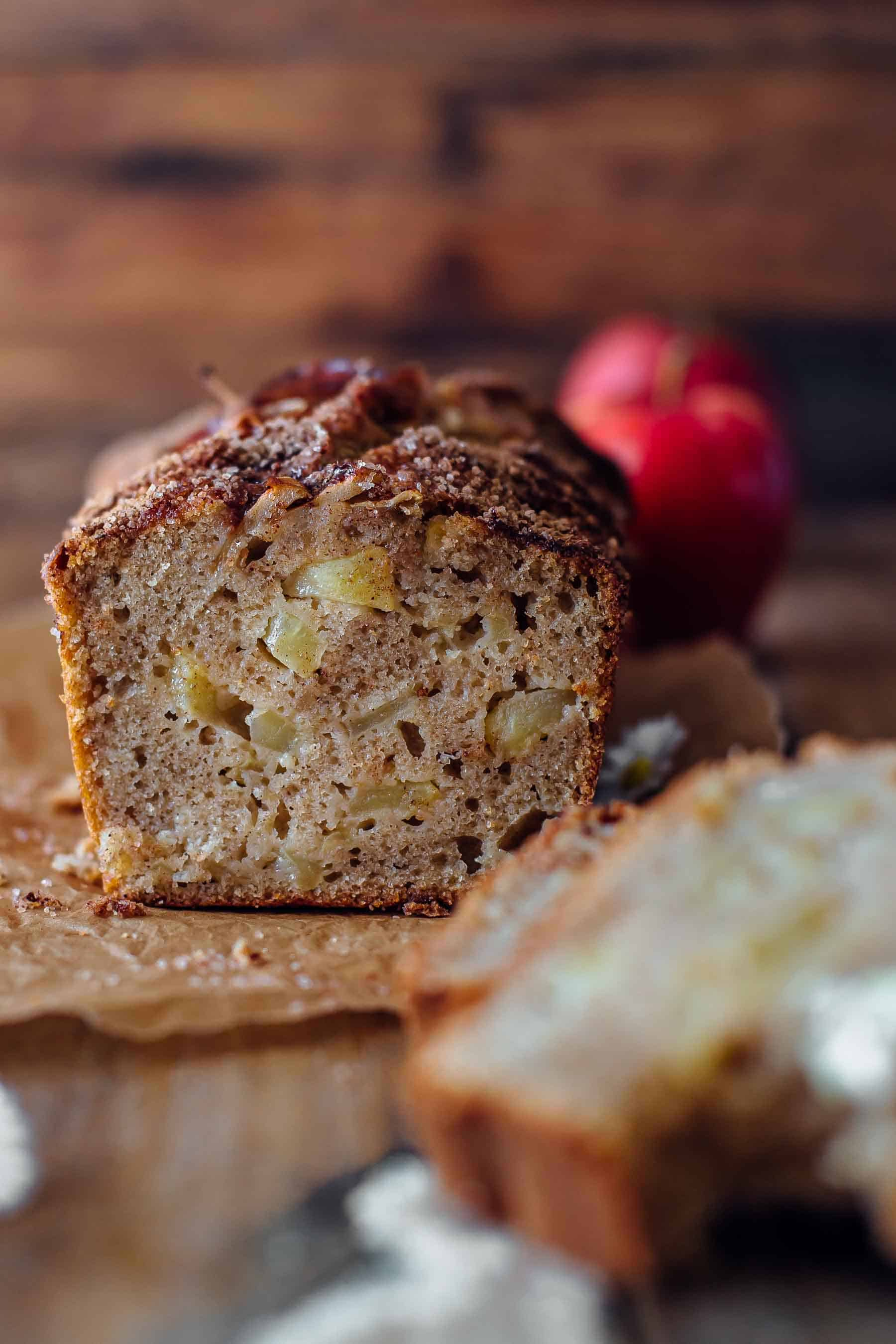 Cinnamon Apple Bread Recipe