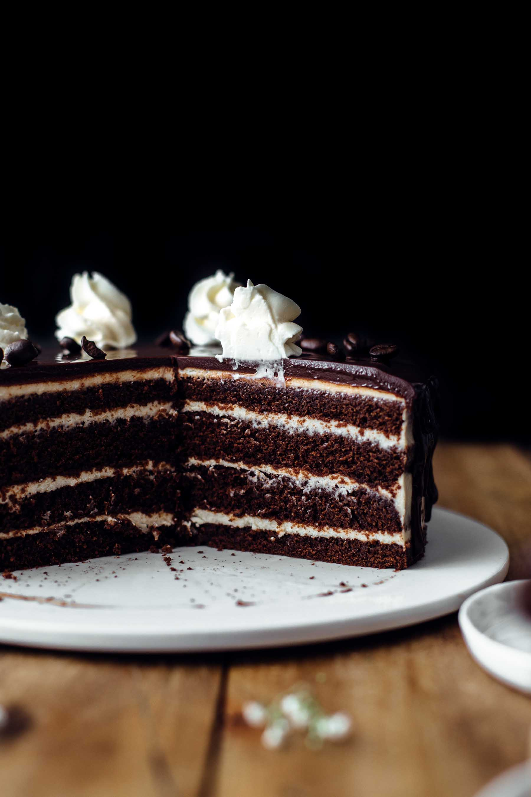 Chocolate Coffee Cake Recipe