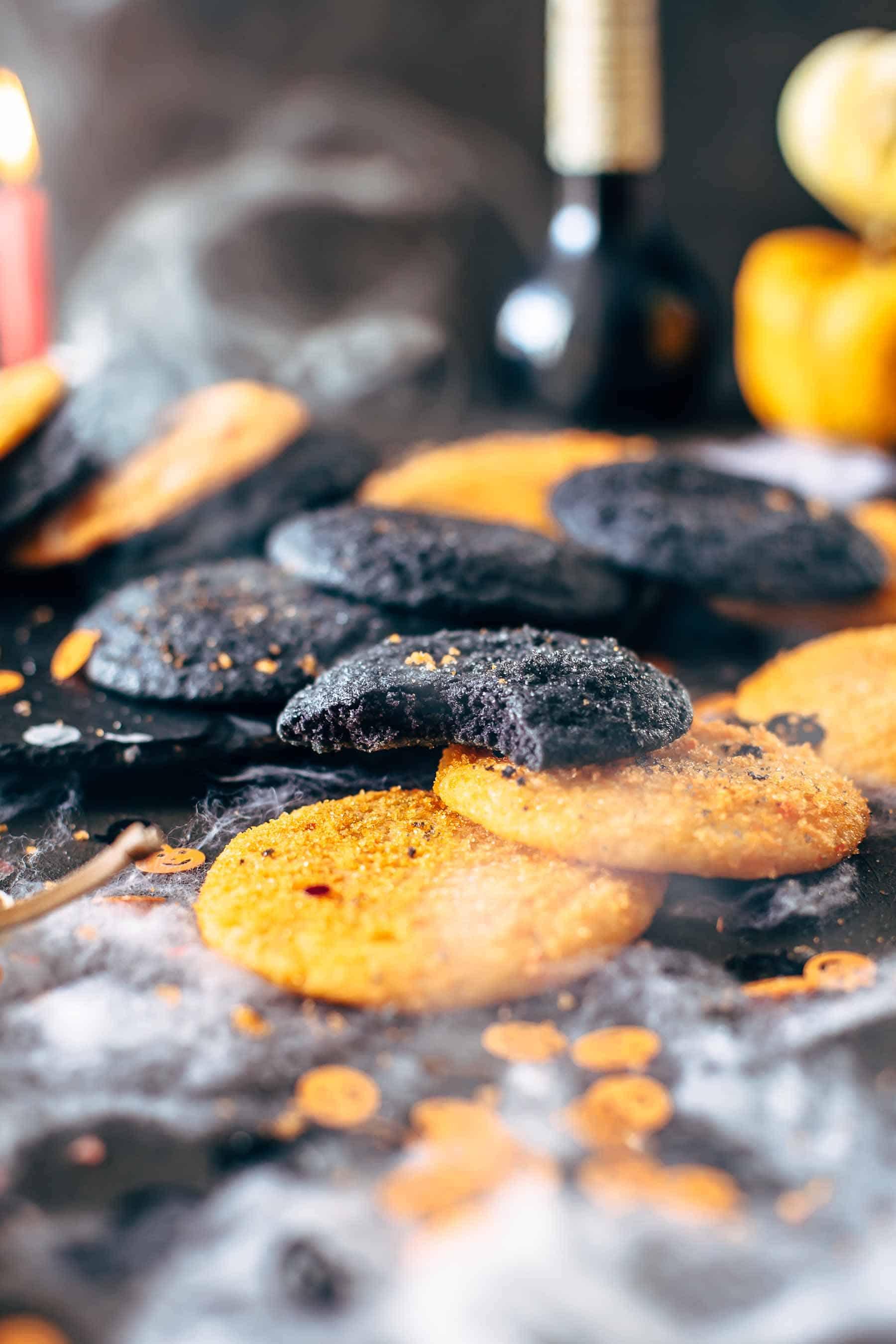 Halloween Snickerdoodles Recipe