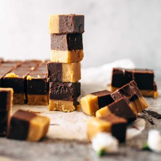 Peanut Butter Chocolate Fudge Recipe