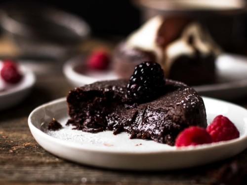 Phenomenal Mini Chocolate Cakes Also The Crumbs Please Funny Birthday Cards Online Hendilapandamsfinfo