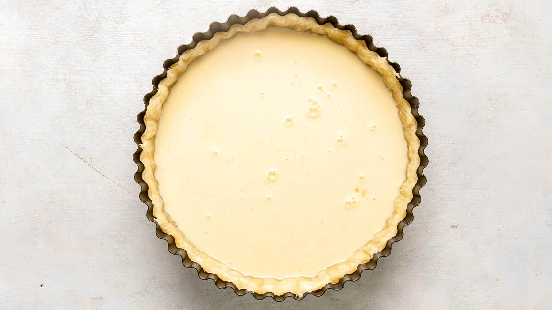 custard pie filling