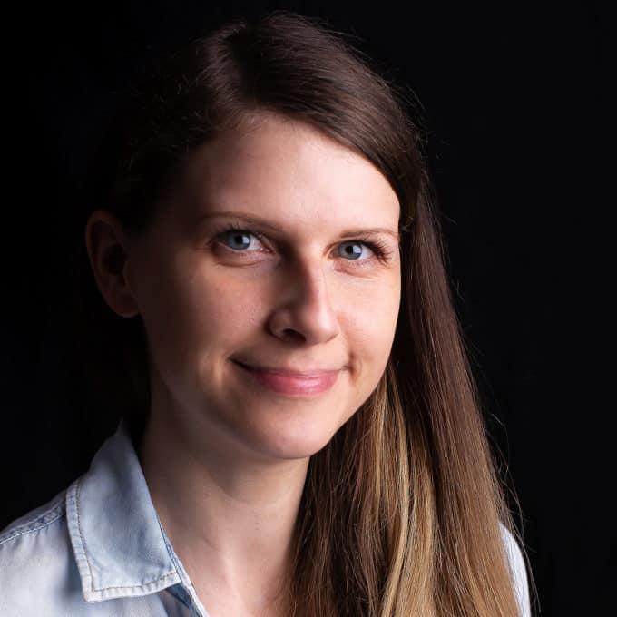 Headshot of Sabine Venier